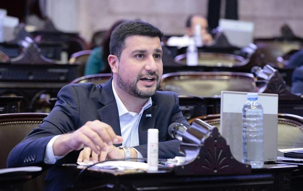 Marcos Cleri impulsa la creación de un Fondo Fiduciario para el INTA.