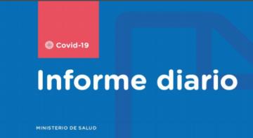 Covid informe diario Coronavirus