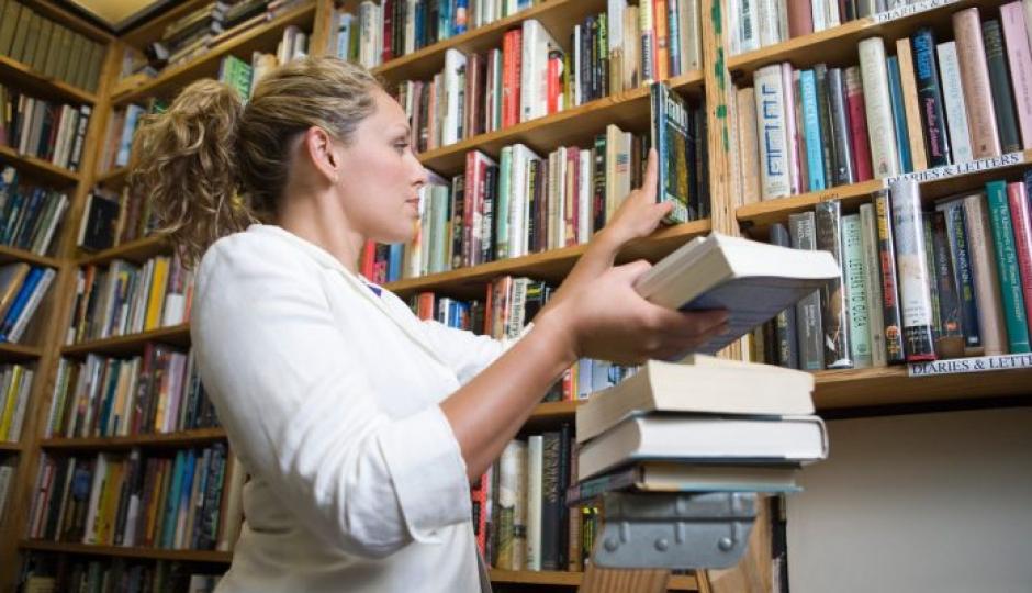 Bibliotecarios: Inscripción abierta