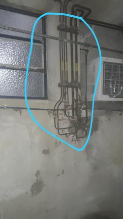 robaron caños de bronce del oxigeno del hospital de campaña 8 agosto 2021 Nestor fabian benigno sanchez