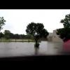 """Florencia amaneció bajo el agua de la lluvia y sin energía. """"No hay vivienda que no tenga agua adentro"""", dijo el intendente a ReconquistaHOY. Impactante video que muestra la situación."""