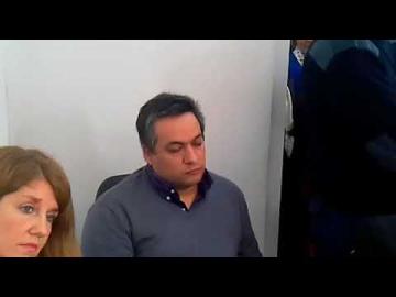 Caso Bonora:  Lectura veredicto para Salmoral
