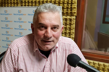 Darío Radlovasky visitó ReconquistaHOY..jpg
