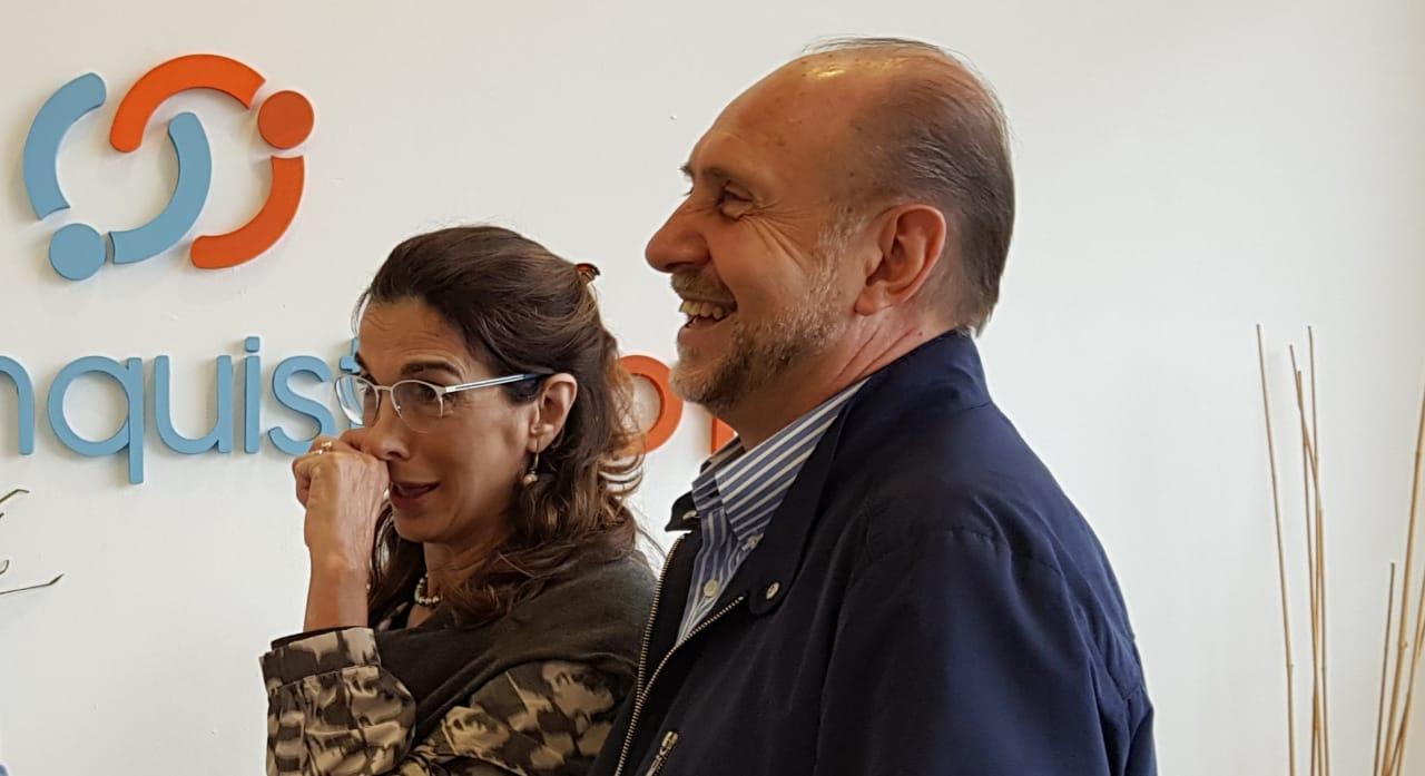 Omar Perotti en ReconquistaHOY con María Eugenia Bielsa 11 junio 2019.jpg