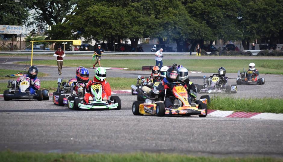 Este fin de semana el Karting del Noreste Santafesino disputará la quinta fecha.