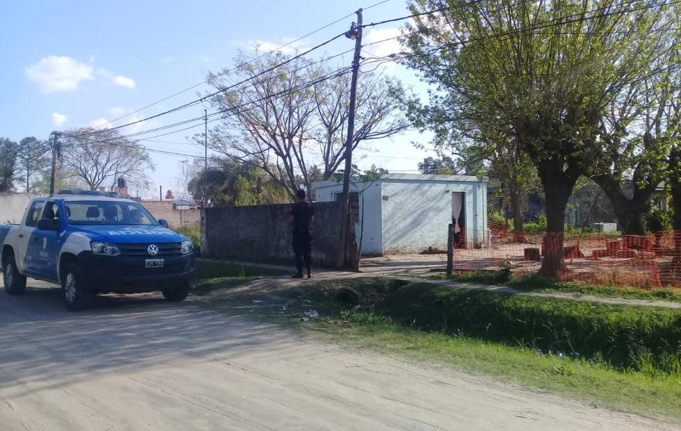 Por qué el allanamiento en la casa de Joel Espinoza, en Barrio La Loma.