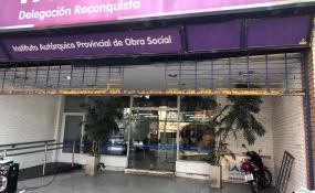Rápidos para dejar de trabajar: IAPOS restringe la atención al público en sus oficinas de Reconquista y Villa Ocampo.