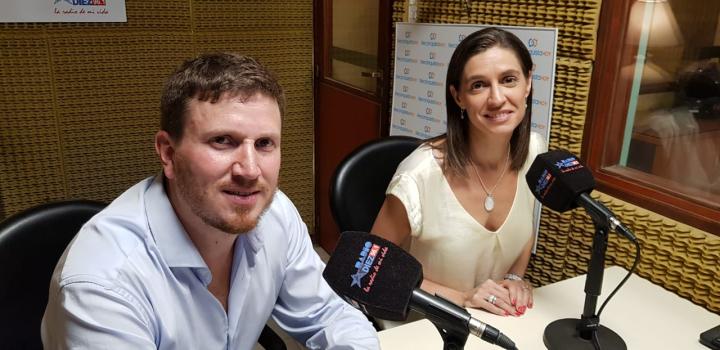30092019 Federico Angelini y Laura Carolina Castets.jfif