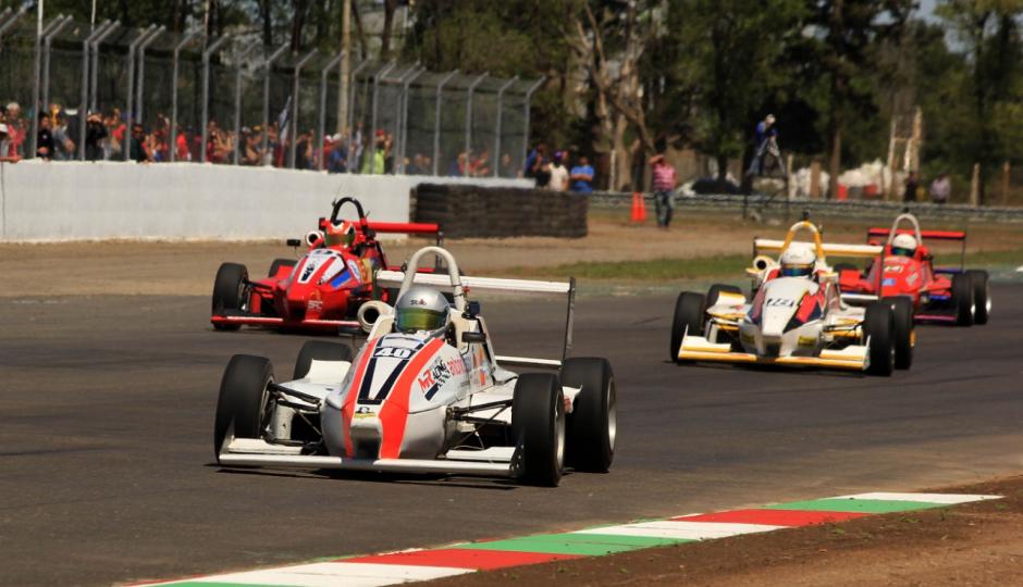 Los dos pilotos del norte santafesino, con buena tarea en San Jorge, uno de ellos, hizo doble podio.
