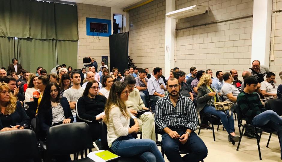 Personal de la Secretaría de Obras Públicas de Reconquista se capacitó en el sistema Gesto, que permitirá la tramitación online de trámites, el ingreso de expedientes de obras privadas.