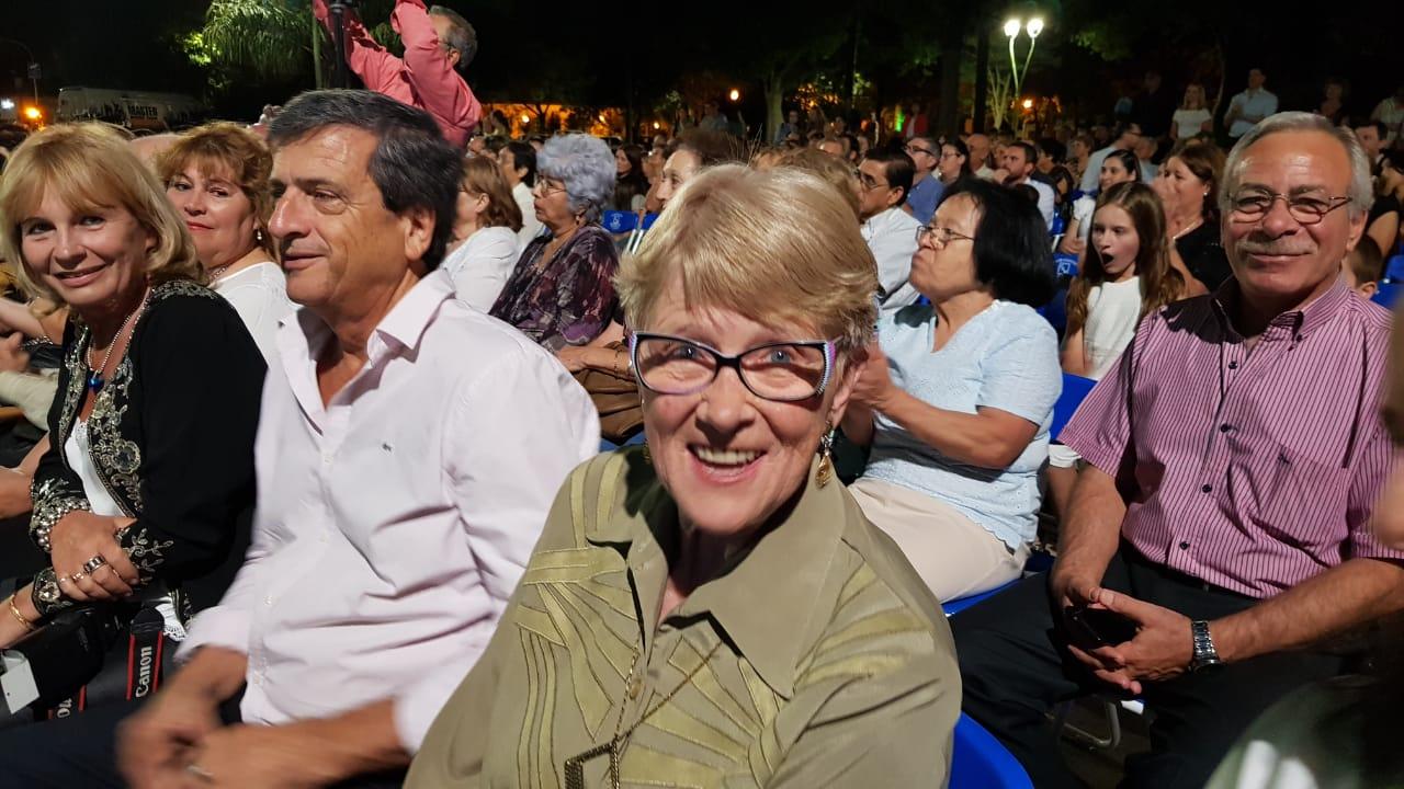 06122019 María Teresa Sartor madre del intendente Dionisio Scarpín.jfif
