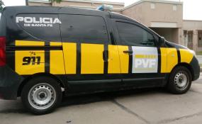 Un ladrón ingresó a una vivienda de Avellaneda, lo vieron los vecinos y avisaron a la policía, lo policía lo atrapó en flagrante delito.