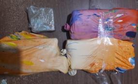 Detuvieron a un reconquistense en la Terminal de Ómnibus con droga amarrada a su cuerpo.
