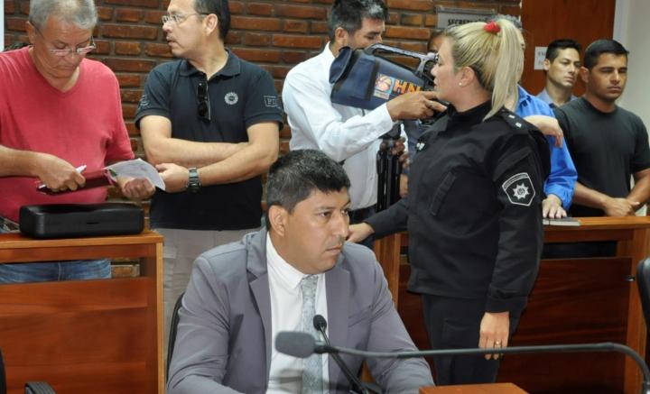 Norberto Ríos fiscal tribunales de las toscas