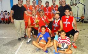 El Torneo Social de Básquetbol en Reconquista tiene campeón.