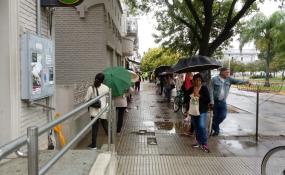 El Concejo Municipal de Reconquista pide al NBSF que reubique los cajeros.