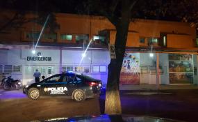 Comenzó a funcionar el Hospital de Campaña en Reconquista y ya tiene los 2 primeros internados.