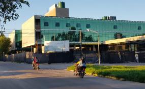 Cuando estiman terminar el edificio propio para el Poder Judicial en Reconquista. VIDEO. Mirá cómo está el edificio hoy.