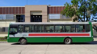 Trasporte público de pasajeros.