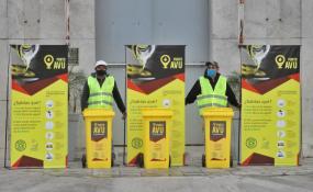 Día Mundial del Medio Ambiente: El Gobierno de Malabrigo lanzó el programa para la recolección del aceite vegetal usado.