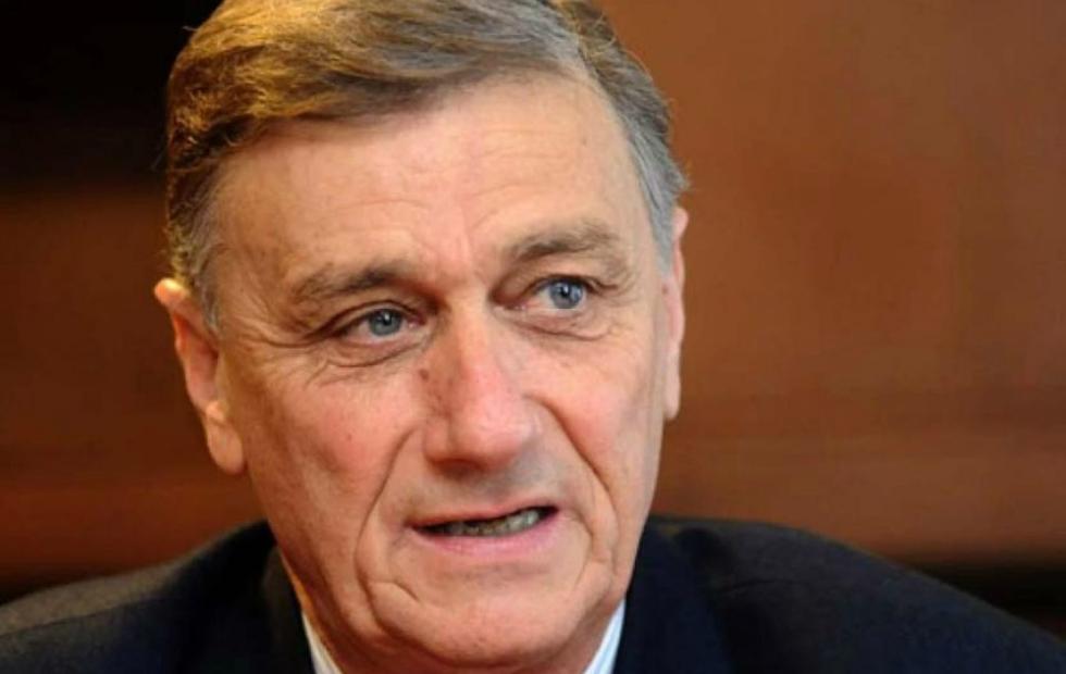 Falleció el ex gobernador de Santa Fe Hermes Binner.