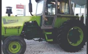 Le robaron un tractor desde adentro de su campo, quiere recuperarlo y ofrece recompensa.