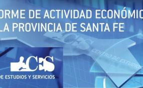 Cómo marcha la economía de la provincia de Santa Fe en los diferentes rubros, con porcentajes de alzas y bajas. Mejor es saber.