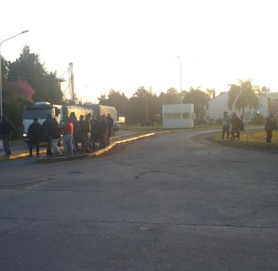 VIVO: Liberaron el ingreso al Parque Industrial de Reconquista