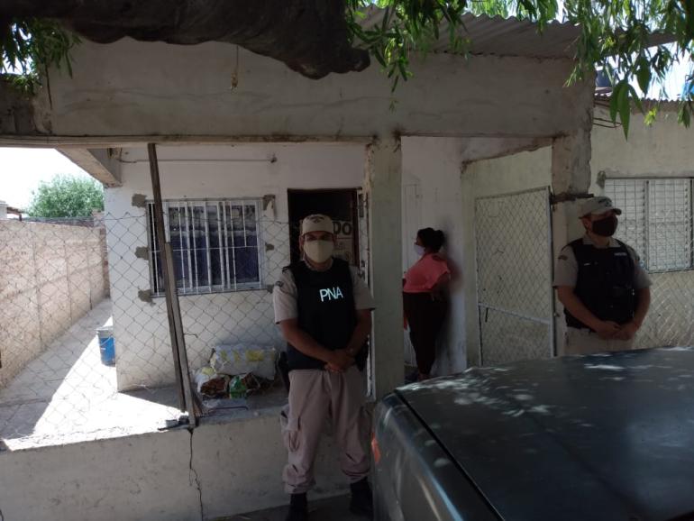 24102020 allanamiento x drogas De Greff hermanos Flores Velázquez y Juan José Bonis