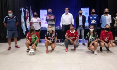 """Se llevó a cabo el lanzamiento oficial de la """"Copa Ciudad de Reconquista""""."""