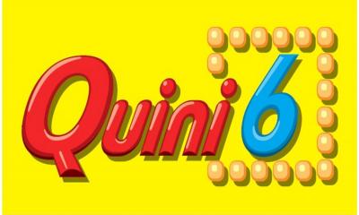 El Quini 6 quedó vacante y se viene el domingo con $320 millones.