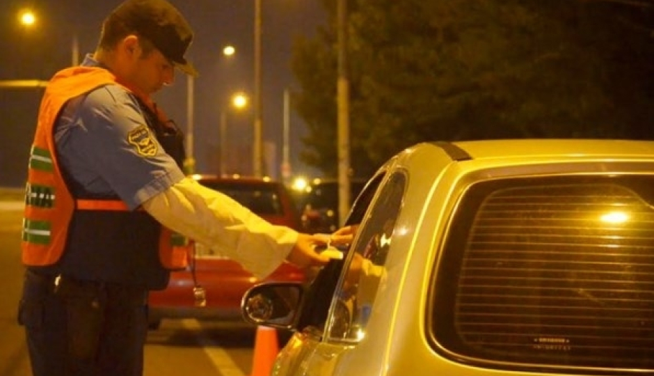 Cuántos vehículos retuvo la Municipalidad este finde en los operativos de tránsito. 2,73 fue la graduación más alta.
