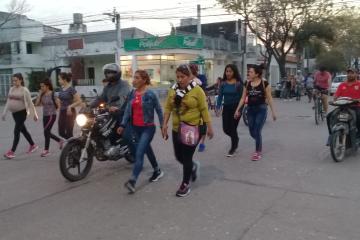 13082018 manifestacion piden justicia x Dario Martinez prision para Jonatan Blanco.jpg